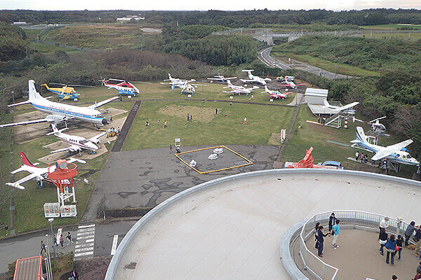 航空科学博物館5F_1