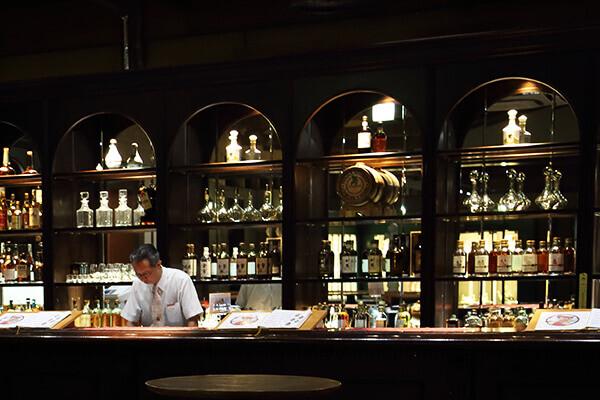 ニッカ余市蒸留所 ウイスキー博物館