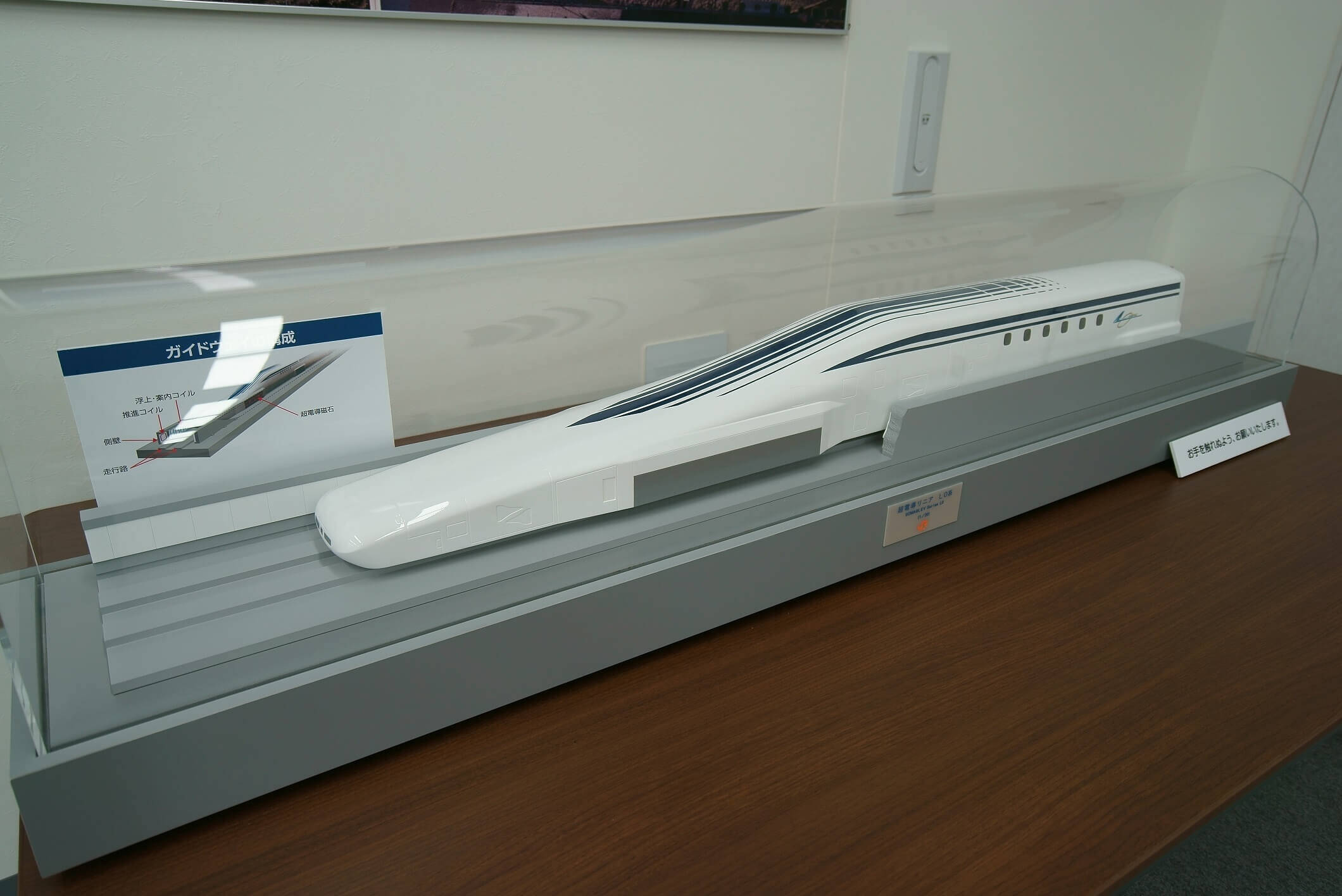 Linear-Shinkansen-model