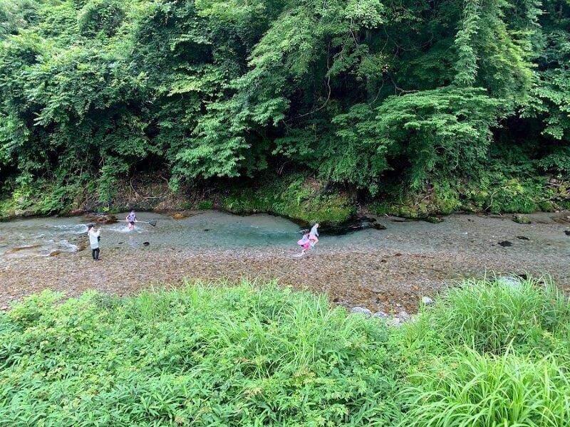 川遊び 鹿沼 市